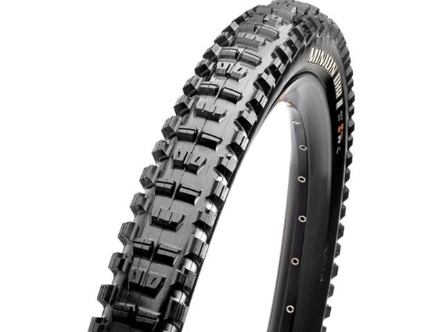 "Maxxis Minion DHR II Folding Tyre 29x2.40"" EXO TR 3C MaxxGrip black"